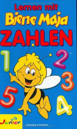 Lernen mit Biene Maja, Zahlen: Bonsels, Waldemar:
