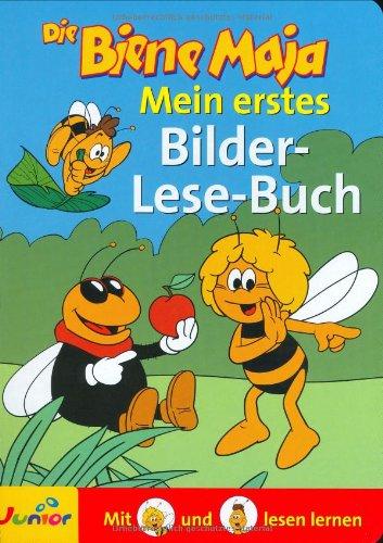 Mein erstes Bilder-Lese-Buch, Die Biene Maja: Bonsels, Waldemar