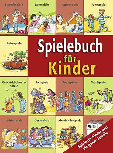 9783896008367: Spielebuch für Kinder