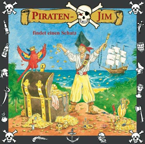 9783896008947: Piraten-Jim findet einen Schatz
