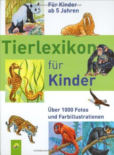 9783896009395: Tierlexikon für Kinder