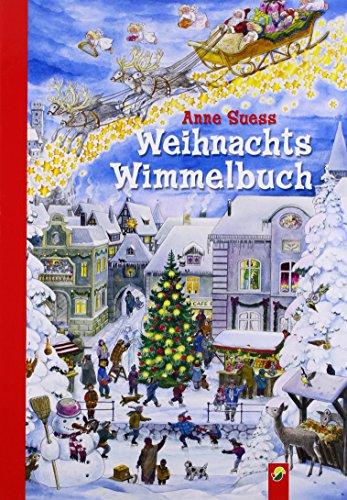 9783896009876: Weihnachtswimmelbuch