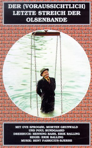 9783896021069: Die Olsenbande - Der (voraussichtlich) letzte Streich der Olsenbande [Alemania] [VHS]