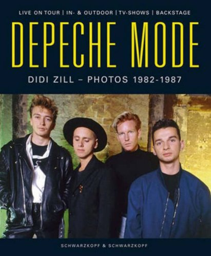 """9783896024916: """"Depeche Mode"""" (English and German Edition)"""