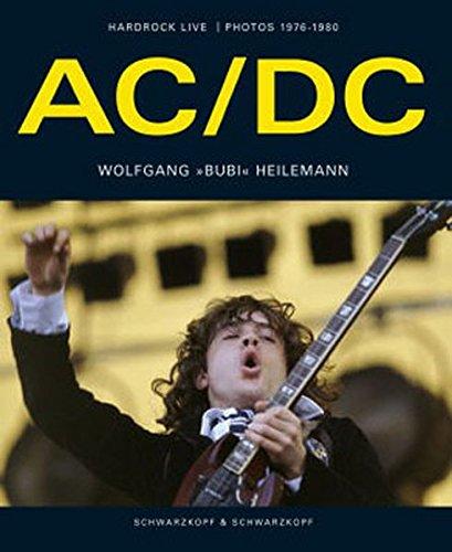 """9783896026200: """"AC/DC"""": Hardrock Live, Photos 1976-1980"""