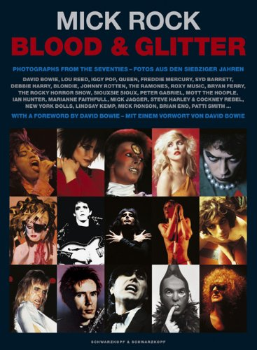 9783896026422: Blood and Glitter (English and German Edition)