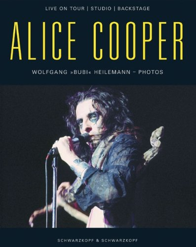 9783896026514: Alice Cooper (English and German Edition)