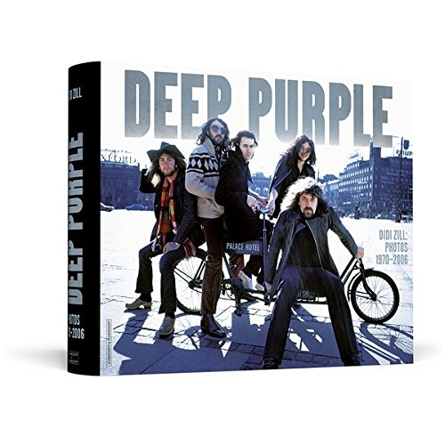 Deep Purple: Schwarzkopf + Schwarzkopf