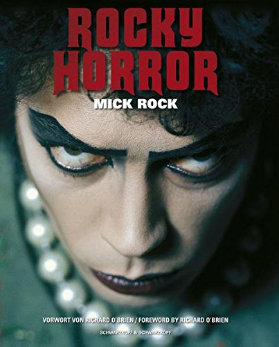 Rocky Horror (English and German Edition) (3896026666) by Mick Rock; Richard O'Brien