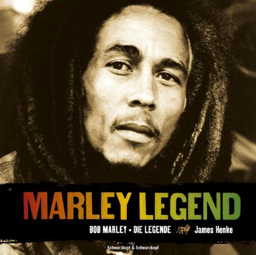 9783896026811: Marley Legend: Bob Marley - Die Legende