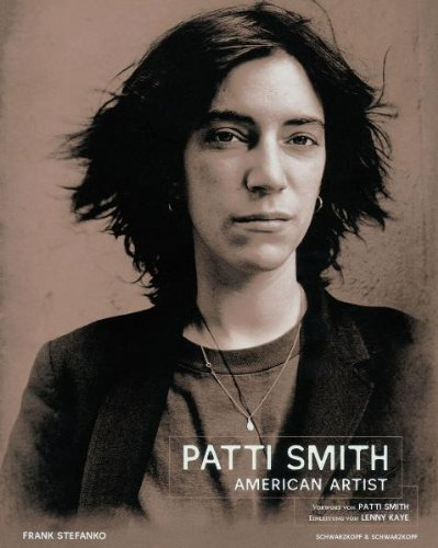 Patti Smith - American artist. - Stefanko, Frank und Patti Smith