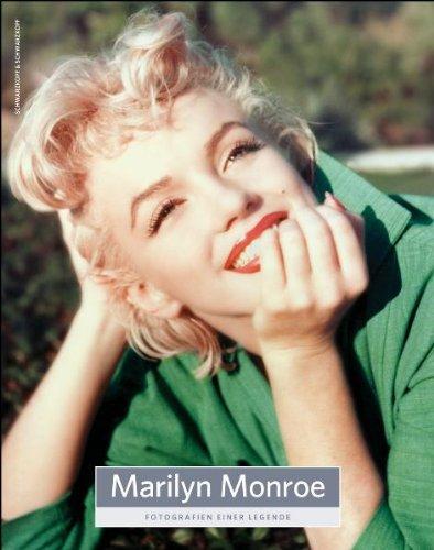 Marilyn Monroe : Fotografien einer Legende. mit Texten von. [Übers. aus dem Engl.: Thorsten Wortmann] - Yapp, Nick und Thorsten (Übers.) Wortmann