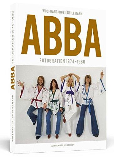 9783896029027: ABBA - Fotografien 1974-1980