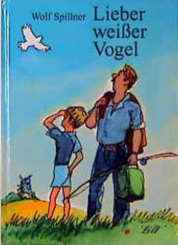 9783896030030: Lieber weißer Vogel: Eine Liebesgeschichte aus Mikilenburg