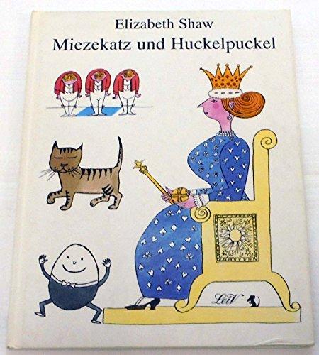 9783896030108: Miezekatz und Huckelpuckel.