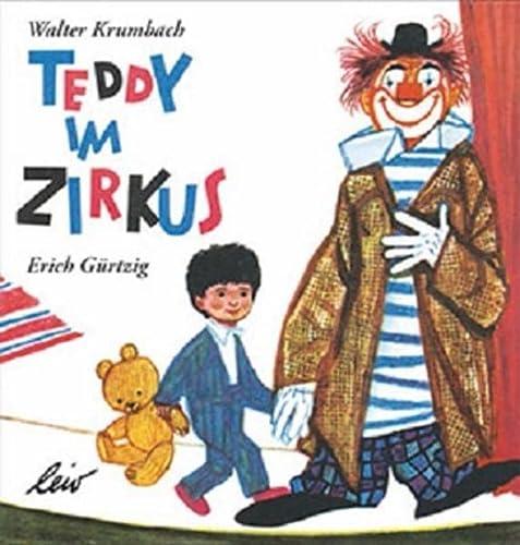 9783896034427: Teddy im Zirkus