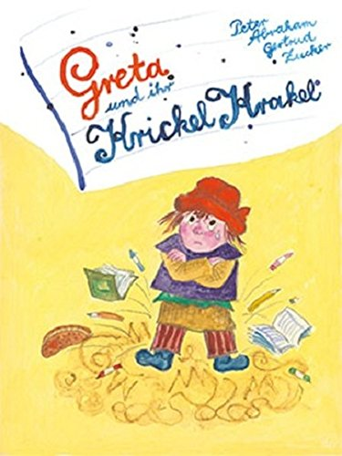 9783896034519: Greta und ihr Krickelkrakel