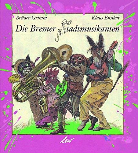 9783896035073: Die Bremer Stadtmusikanten