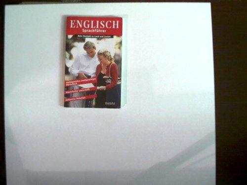 Englisch Sprachführer (Livre en allemand): Autorenkollektiv