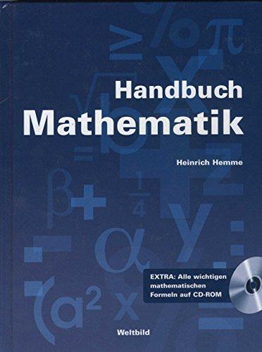 9783896048769: Handbuch Mathematik (Livre en allemand)