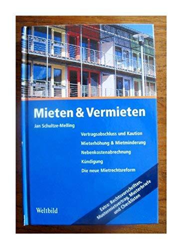 9783896049858: Mieten & Vermieten