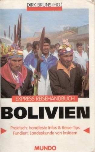9783896074119: Bolivien