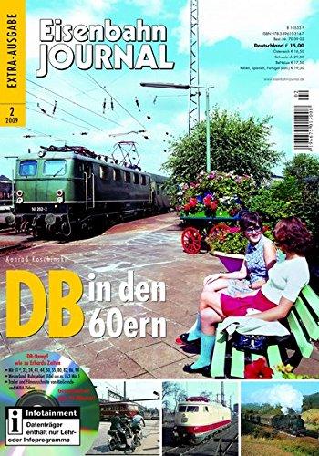 9783896103147: DB in den 60ern - mit Video-DVD - Eisenbahn Journal Extra 2-2009