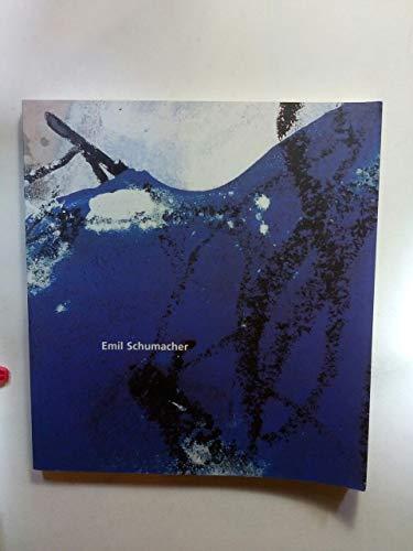 9783896110275: Emil Schumacher: Arbeiten Auf Papier