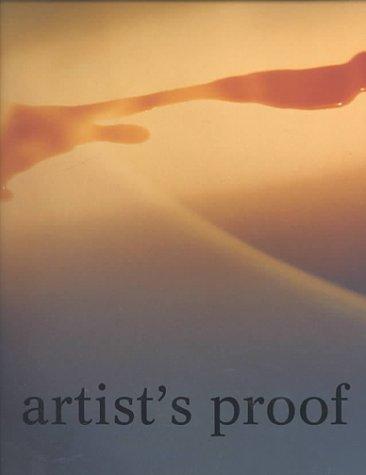 9783896110558: Artist's Proof/Kunstlerisch Erprobt: Grafische/Fotografische Arbeiten Aus Den Letzten Dreibig Jahren/Graphics and Photographs of the Last 30 Years