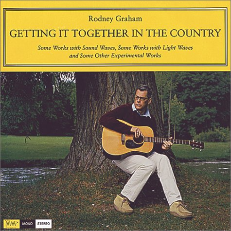 9783896110916: Rodney Graham: Getting It Together in the Country
