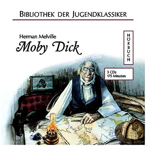 9783896142290: Moby Dick. 3 CDs