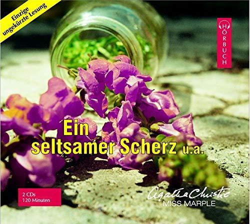 9783896143426: Ein seltsamer Scherz. 2 CDs: Die Hausmeisterin, Miss Marple erz�hlt eine Geschichte, Das Asyl