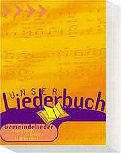 9783896152503: Unser Liederbuch