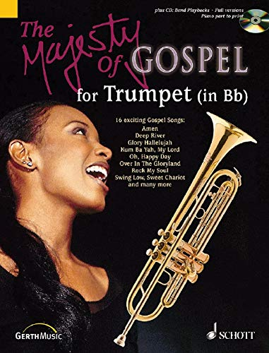 The Majesty of Gospel for B-Flat Trumpet: