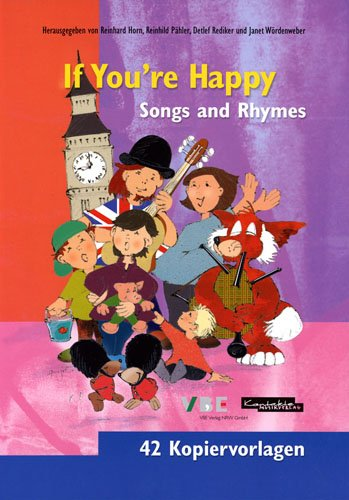 9783896171245: If you're Happy. Kopiervorlage: Songs, Rhymes and Games