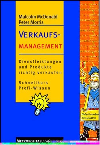Verkaufs-Management. (3896231510) by Morris, Peter