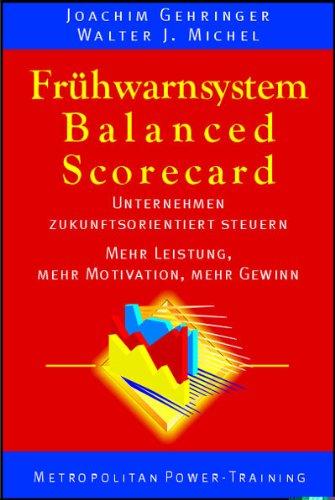9783896231970: Fr�hwarnsystem Balanced Scorecard.