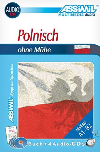 9783896252098: Assimil Pack CD Polnisch Ohne Muhe - Book + 4 CD's (German Edition)