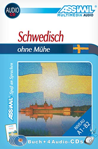 9783896252203: Assimil Pack CD Schwedisch Book + 4 CD's (German Edition)