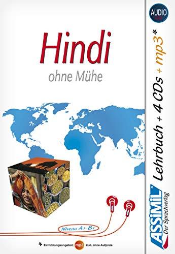 9783896252234: Assimil Superpack Hindi Ohne Muhe Hindi for German Speakers, book plus 4 CD plus 1 CD MP3 (Hindi Edition)