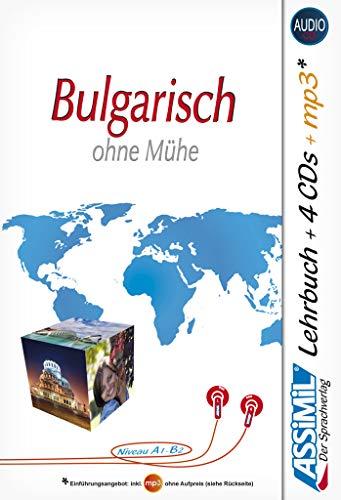 9783896252241: Bulgarisch ohne M�he. Con 4 CD Audio. Con CD Audio formato MP3 (Senza sforzo)