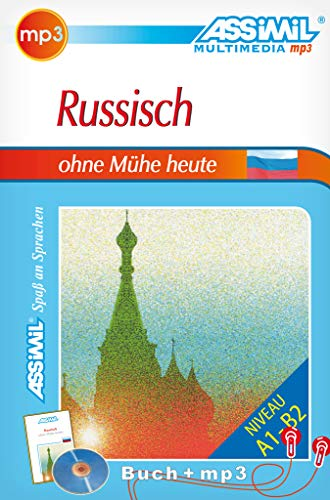 9783896252654: Assimil Pack MP3 Russisch Book + CD MP3 (German Edition)