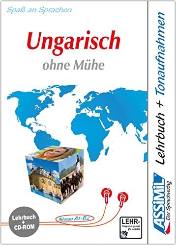 9783896254009: Assimil. Ungarisch ohne Mühe. Multimedia-PC. Lehrbuch und CD-ROM für Win 98 / ME / 2000 / XP