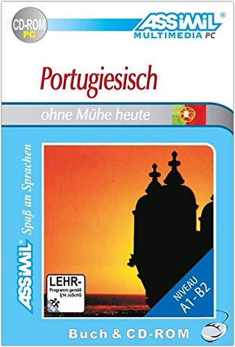 9783896254207: Assimil. Portugiesisch ohne Mühe heute. Multimedia-PC. Lehrbuch und CD-ROM für Win 98/ME/2000/XP (Micro Informatique)