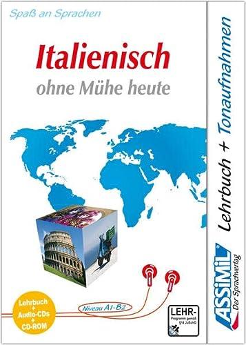 9783896254573: Assimil. Italienisch ohne M�he heute. Multimedia-PLUS. Lehrbuch und 4 Audio CDs und CD-ROM f�r Win 98 / ME / 2000 / XP: Lehrbuch (Niveau A1 - B2)