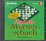 9783896279187: Mephisto Meisterschach. CD- ROM für Windows 95. Das 3D- Schachprogramm für Anfänger und Schachmeister