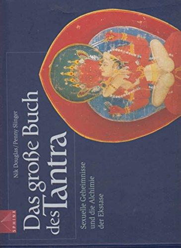 9783896311443: Das grosse Buch des Tantra. Sexuelle Geheimnisse und Alchimie der Ekstase