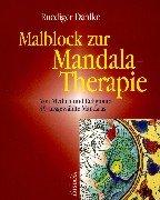 9783896313010: Malblock zur Mandala-Therapie: Von Mythen und Religionen. 49 ausgew�hlte Mandalas