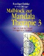 9783896313645: Malblock zur Mandala-Therapie 3.