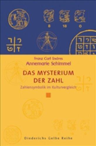 9783896314369: Das Mysterium der Zahl: Zahlensymbolik im Kulturvergleich